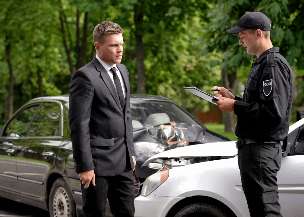 How to Get a Police Report After Your California Car Accident